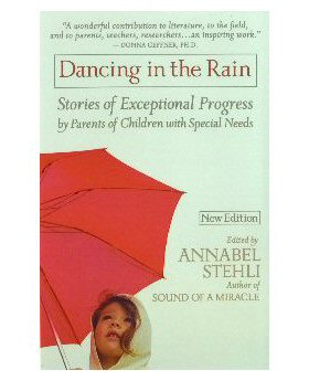 Dancing in the Rain book cover