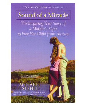 Sound of a Miracle book cover